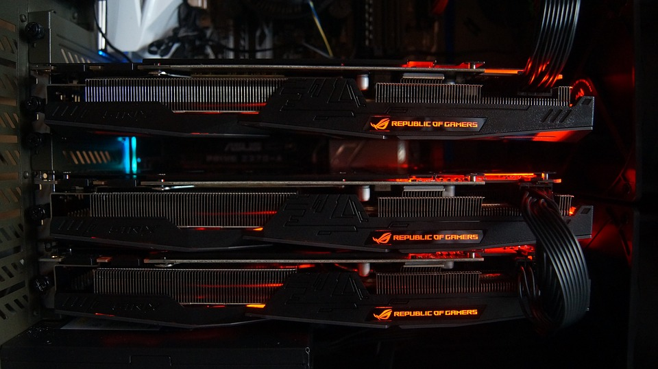 GPUs for mining monero